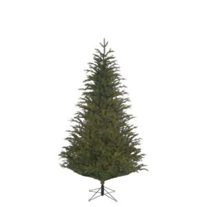 ALBERO NATALE -FRASIER NATURAL- H.185 D.124 CM TIPS 1880 VERDE