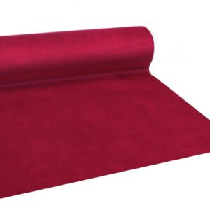 RUNNER VELLUTO -DELUXE-280MM 2,5MT BORDEAUX