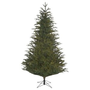 ALBERO NATALE -FRASIER NATURAL- H.365 D.193 CM TIPS 7948 VERDE