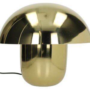 LAMPADA TAVOLO METALLO 40X40 CM H.40 CM ORO