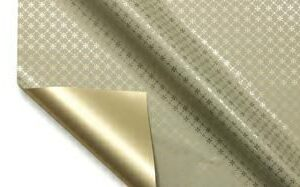 BOBINA PPL -RIBBON DIAMOND- CM 100X25 MT ORO+OR