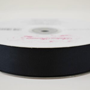 NASTRO -GROSGRAIN- 25MM50MT NERO