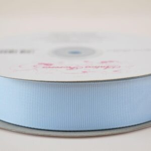 NASTRO -GROSGRAIN- 25MM50MT CELESTE