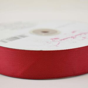 NASTRO -GROSGRAIN- 25MM50MT BURGUNDY