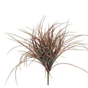 GRASS BUSH 12X 168FG CM.54 BURGUNDY/VERDE